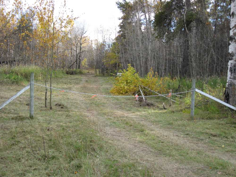 John Kundert's Naturist Legacy Park Scrapbook: Gallery 02/11...Clearing roads and land