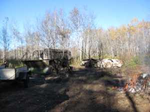 John Kundert's Manitoba Nudist Scrapbook: Gallery 02/23...Clearing roads and land