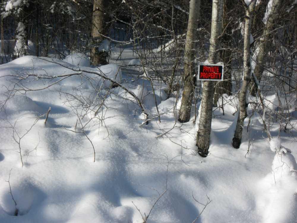 John Kundert's Manitoba Nudist Scrapbook: Gallery 05/06...The new land under December snow