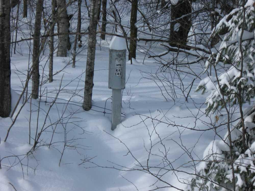John Kundert's Manitoba Nudist Scrapbook: Gallery 05/09...The new land under December snow