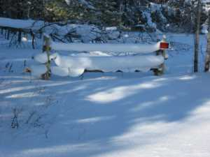 John Kundert's Manitoba Nudist Scrapbook: Gallery 05/10...The new land under December snow