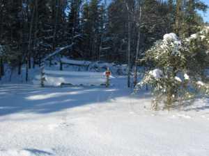 John Kundert's Manitoba Nudist Scrapbook: Gallery 05/12...The new land under December snow
