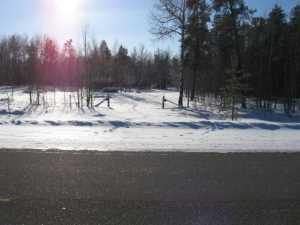 John Kundert's Manitoba Nudist Scrapbook: Gallery 05/13...The new land under December snow