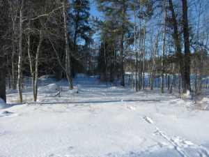 John Kundert's Manitoba Nudist Scrapbook: Gallery 05/14...The new land under December snow