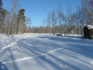 John Kundert's Manitoba Nudist Scrapbook: Gallery 05/17...The new land under December snow