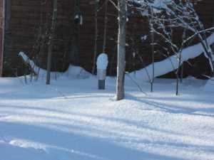 John Kundert's Manitoba Nudist Scrapbook: Gallery 05/18...The new land under December snow