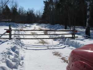 John Kundert's Manitoba Nudist Scrapbook: Gallery 06/02...Hydro tries winter pole installation