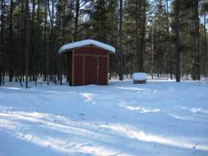 John Kundert's Manitoba Nudist Scrapbook: Gallery 06/16...Hydro tries winter pole installation