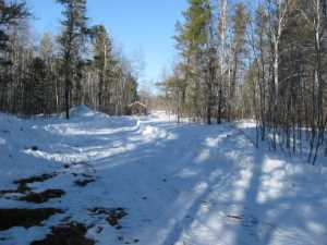 John Kundert's Manitoba Nudist Scrapbook: Gallery 06/25...Hydro tries winter pole installation