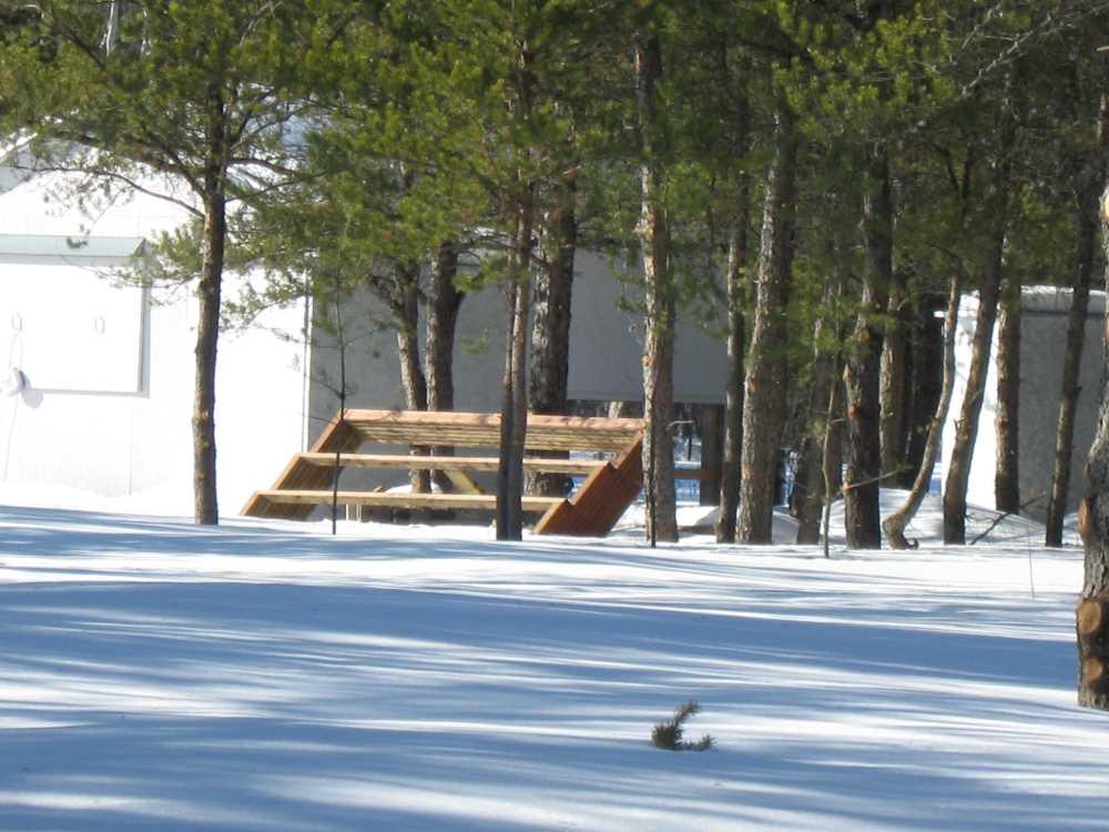 John Kundert's Manitoba Nudist Scrapbook: Gallery 06/32...Hydro tries winter pole installation