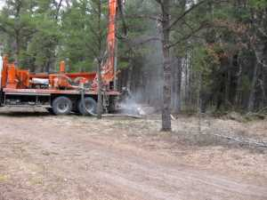 John Kundert's Manitoba Nudist Scrapbook: Gallery 09/15...The park's new water well is drilled