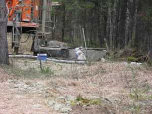 John Kundert's Manitoba Nudist Scrapbook: Gallery 09/16...The park's new water well is drilled