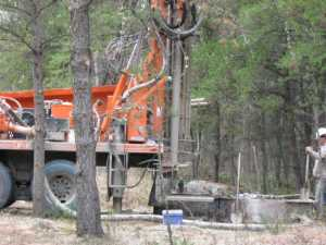 John Kundert's Manitoba Nudist Scrapbook: Gallery 09/17...The park's new water well is drilled