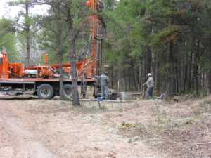 John Kundert's Manitoba Nudist Scrapbook: Gallery 09/18...The park's new water well is drilled