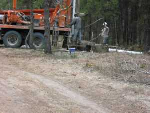 John Kundert's Manitoba Nudist Scrapbook: Gallery 09/20...The park's new water well is drilled