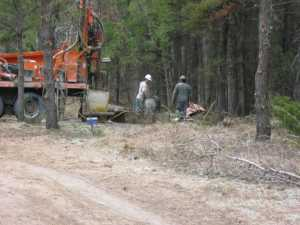 John Kundert's Manitoba Nudist Scrapbook: Gallery 09/25...The park's new water well is drilled