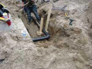 John Kundert's Manitoba Nudist Scrapbook: Gallery 11/29...Sewage holding tanks are installed