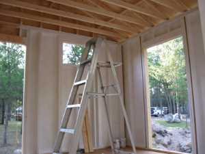 John Kundert's Manitoba Nudist Scrapbook: Gallery 17/20...New washroom/shower building begins