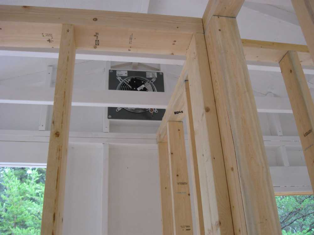 John Kundert's Manitoba Nudist Scrapbook: Gallery 17/29...New washroom/shower building begins