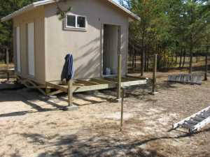 John Kundert's Manitoba Nudist Scrapbook: Gallery 18/13...New washroom/shower building continues