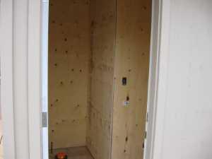 John Kundert's Manitoba Nudist Scrapbook: Gallery 18/35...New washroom/shower building continues