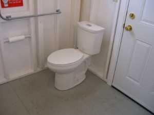 John Kundert's Manitoba Nudist Scrapbook: Gallery 23/07...Washroom/shower building completed
