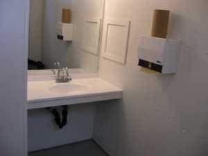 John Kundert's Manitoba Nudist Scrapbook: Gallery 23/08...Washroom/shower building completed