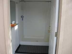 John Kundert's Manitoba Nudist Scrapbook: Gallery 23/09...Washroom/shower building completed