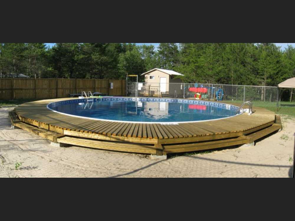 John Kundert's Manitoba Nudist Scrapbook: Gallery 26.1/09...The park's new swimming pool officially opens