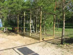 John Kundert's Naturist Legacy Park Scrapbook: Gallery 27/02...Outdoor showers and pool equipment enclosure