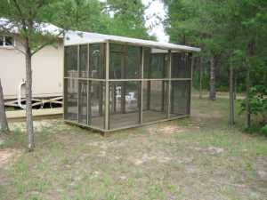 John Kundert's Naturist Legacy Park Scrapbook: Gallery 27/07...Outdoor showers and pool equipment enclosure