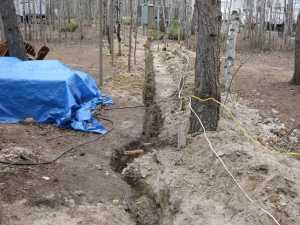 John Kundert's Manitoba Nudist Scrapbook: Gallery 34/05...Campground upgraded to 30 AMP power
