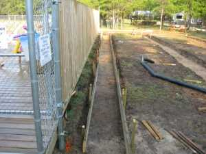 John Kundert's Manitoba Nudist Scrapbook: Gallery 36/04...Strip footings are formed and poured