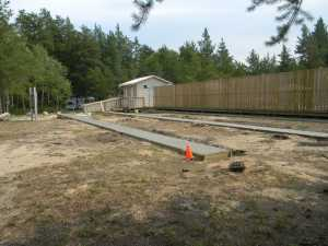 John Kundert's Manitoba Nudist Scrapbook: Gallery 36/24...Strip footings are formed and poured