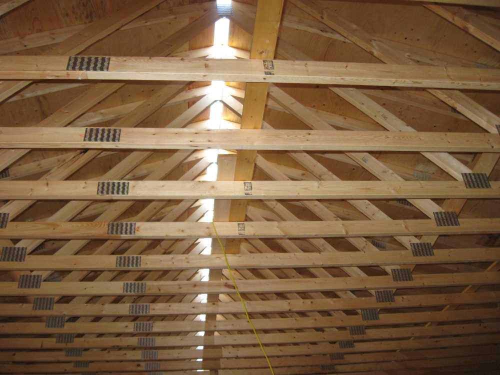 John Kundert's Manitoba Nudist Scrapbook: Gallery 39/15...Plywood sheathing and metal roofing applied