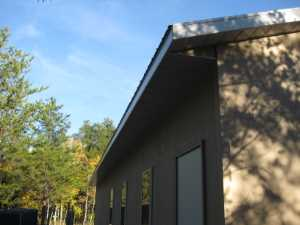 John Kundert's Naturist Legacy Park Scrapbook: Gallery 40/14...Wall sheathing, doors, windows and soffit