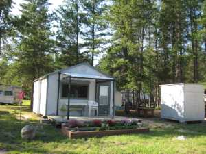 John Kundert's Manitoba Nudist Scrapbook: Gallery 46/23...Goodbye to our cottage and the park